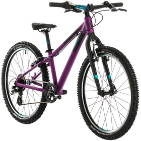 Cube Acid 240 SL Kids purple'n'blue